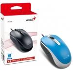 Мышка GENIUS DX-120 USB BLUE (31010105103)
