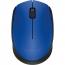 Мышка Мышь Logitech M171 Blue/Black 910-004640