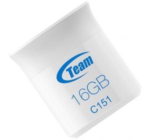 Флеш память USB TEAM C151 16GB BLUE (TC15116GL01)