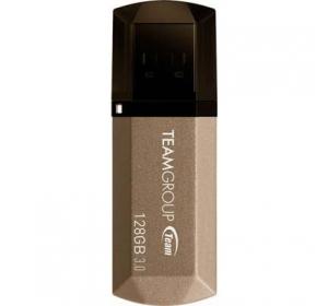 Флеш память USB TEAM C155 128GB GOLD (TC1553128GD01)
