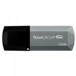 Флеш память USB USB 2.0 TEAM 16GB C153 SILVER  (TC15316GS01)