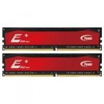 DDR4 2x8GB/2400 Team Elite Plus Red TPRD416G2400HC16DC01