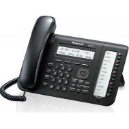 Ip телефон IP-ТЕЛЕФОН PANASONIC KX-NT553RU-B