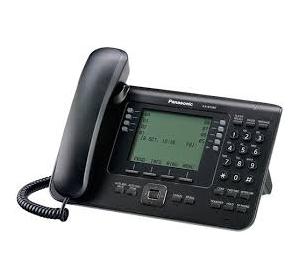 Ip телефон IP-ТЕЛЕФОН PANASONIC KX-NT560RU-B