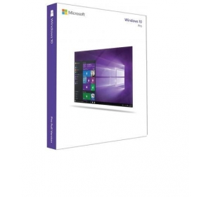 MICROSOFT WINDOWS PRO 10 EN 1PK DVD (FQC-08929) OEM