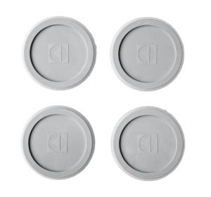 Антивибрационные подставки 4 шт Electrolux E 4 WHPA 02
