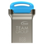 Флеш память USB USB 8GB TEAM C161 BLUE TC1618GL01