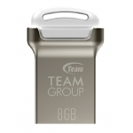Флеш память USB USB 8GB TEAM C161 WHITE TC1618GW01