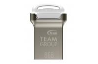 Дополнительные устройство USB 8GB TEAM C161 WHITE TC1618GW01