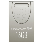 Флеш память USB USB 16GB TEAM C156 SILVER TC15616GS01