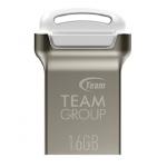 Флеш память USB USB 16GB TEAM C161 WHITE TC16116GW01