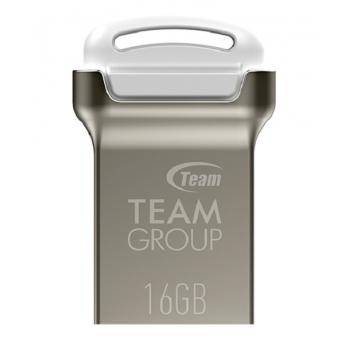 Дополнительные устройство USB 16GB TEAM C161 WHITE TC16116GW01