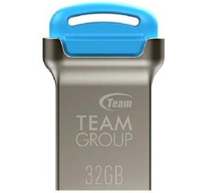 Флеш память USB USB 32GB TEAM C161 BLUE TC16132GL01