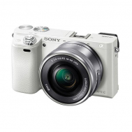 SONY ALPHA 6000 + ОБЪЕКТИВ 16-50MM KIT WHITE ( ...