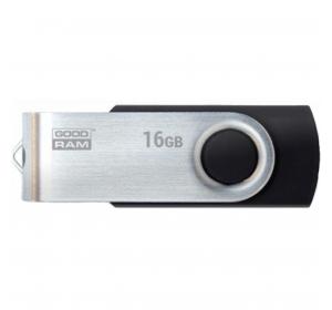 Флеш память USB GOODRAM 16GB TWISTER BLACK USB 3.0 (UTS3-0160K0R11)