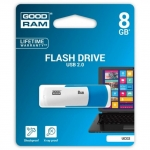 Флеш память USB GOODRAM 8GB COLOUR MIX USB 2.0 (UCO2-0080MXR11)