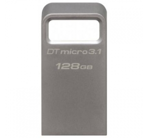Флеш память USB KINGSTON 128GB DT MICRO 3.1 USB 3.1 (DTMC3/128GB)