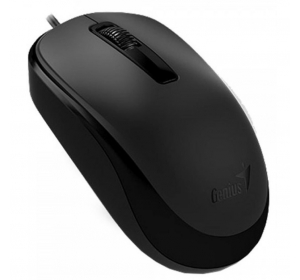 Мышка GENIUS DX-125 USB, BLACK (31010106100)