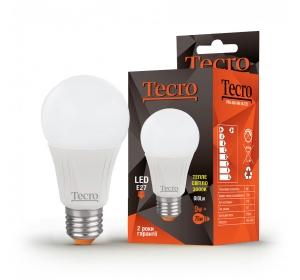 TECRO LED PRO-A60-9W-3K-E27 9W 3000K E27
