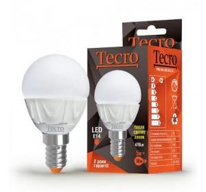 TECRO LED PRO-G45-5W-3K-E14 5W 3000K E14