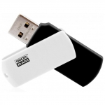 Флеш память USB GOODRAM 16GB UCO2 (COLOUR MIX) BLACK/WHITE USB 2.0 (UCO2-0160KWR11)