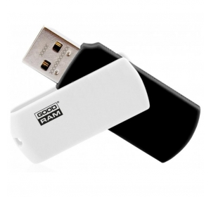 Флеш память USB GOODRAM 32GB UCO2 (COLOUR MIX) BLACK/WHITE USB 2.0 (UCO2-0320KWR11)