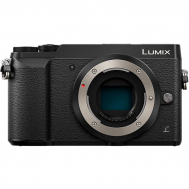 PANASONIC LUMIX DMC-GX80 BODY BLACK (DMC-GX80EE)