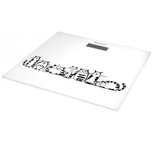 Напольные весы MAXWELL MW-2675 WHITE