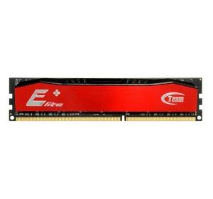DDR4 DDR4 4GB/2400 TEAM ELITE PLUS RED TPRD44G2400HC1601