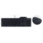 Клавиатура DELL SMARTCARD KEYBOARD KB813 (580-18360)