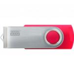 Флеш память USB GOODRAM 8GB UTS3 TWISTER RED USB 3.0 (UTS3-0080R0R11)