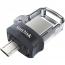 Флеш память USB SanDisk 64GB USB 3.0 Ultra Dual Drive m3.0 OTG (SDDD3-064G-G46)