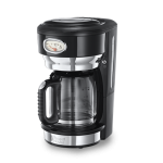 Кофеварка RUSSELL HOBBS 21701-56 RETRO CLASSIC NOIR
