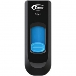 Флеш память USB TEAM 4GB C141 BLUE USB 2.0 (TC1414GL01)