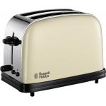 Тостер RUSSELL HOBBS 23334-56 COLOURS CLASSIC CREAM