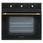 Электрический духовой шкаф MINOLA OE 66134 BL RUSTIC GLASS