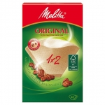 Фильтры для кофеварок MELITTA ORIGINAL 1/2 40 шт.