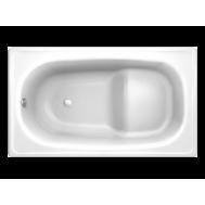 Ванна KOLLER POOL B05E2200E 105x70 с сиденьем