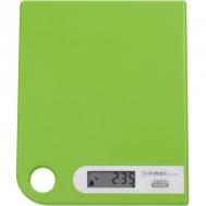 Кухонные весы FIRST FA-6401-1-GN GREEN