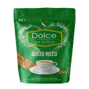DOLCE AROMA GUSTO RICCO 60g
