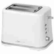 Тостер CLATRONIC TA 3554 WHITE/SILVER