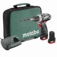 Шуруповерт Metabo PowerMaxx BS (600079550)