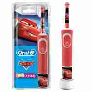Зубная щетка BRAUN ORAL-B D100.413.2 KIDS CARS