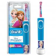 Зубная щетка BRAUN ORAL-B D100.413.2 KIDS FROZEN
