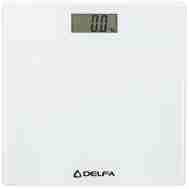 Напольные весы DELFA DBS 7218 SHINE WHITE