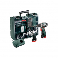 Шуруповерт Metabo PowerMaxx BS Basic (600080880)
