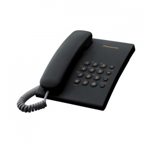Проводной телефон PANASONIC KX-TS2350UAB BLACK