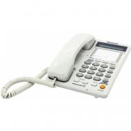 Проводной телефон PANASONIC KX-TS2368RUW WHITE