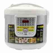 Мультиварка ROTEX RMC504-W INTERNATIONAL