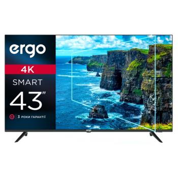 Телевизор ERGO 43DUS6000